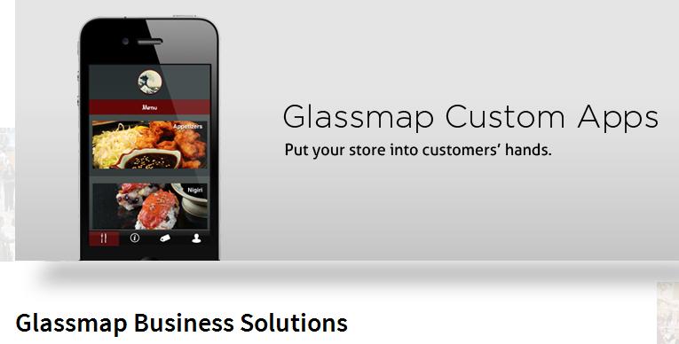 基于位置的社交应用Glassmap探寻商业模式,根据用户位置及行为个性化提供商家信息