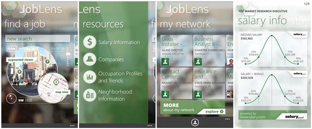 诺基亚推出求职类应用 JobLens