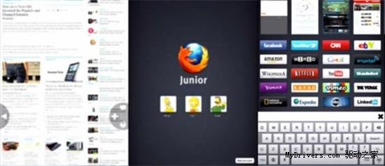 Mozilla iPad 浏览器 Junior 明年 Q2 发布?